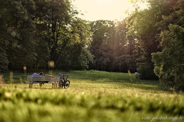 Regensburger Park.