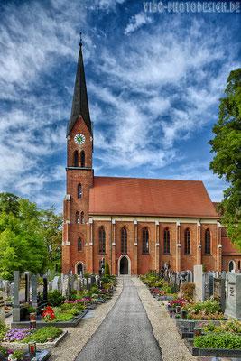 Wunderschöne Kirche in Bad Abbach.