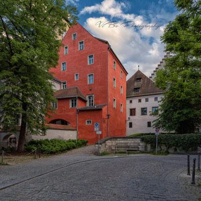 Regensburg Silberne-Kranz-Gasse