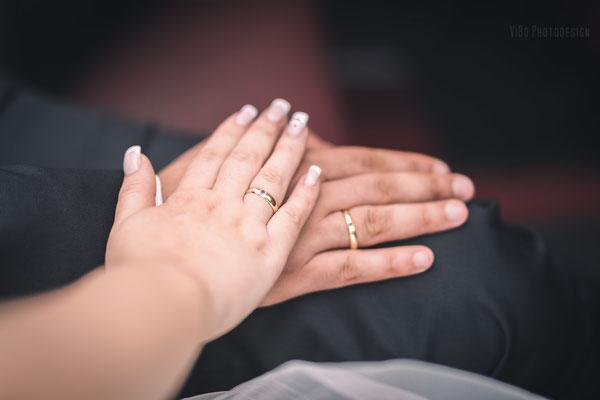 Die Ringe.