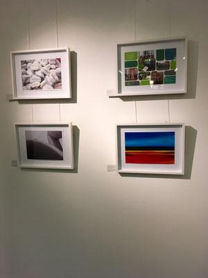 """""""Seaside"""" (Fine Art Print); Digitale Fotokunst; Gruppenausstellung Rathaus Wiesbaden; Carolin Wolfram von Wolmar;  2017"""