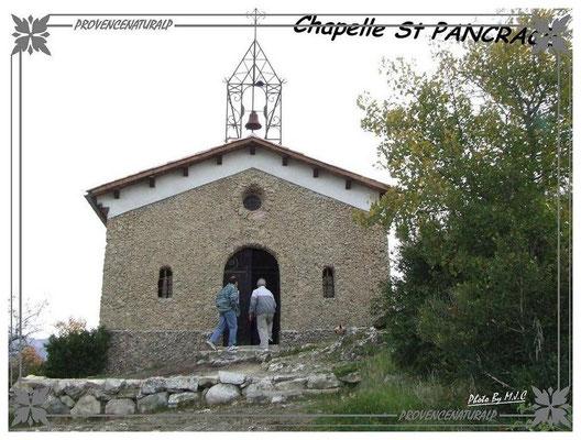 St Pancrace