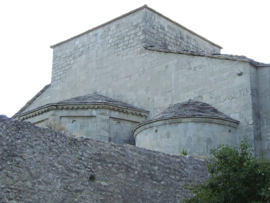 Abbaye de Ganagobie