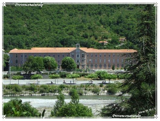 Digne-les-Bains (colège Gassendi)