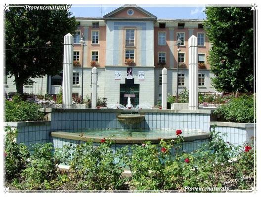 Mairie de Digne-les-Bains