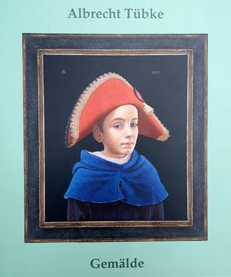 """Albrecht Tübke - """"Gemälde"""", 2018, 60 Seiten, 28,5x24cm, mit zahlreichen Abb. und einem Text von Albrecht Tübke - 20 EUR"""