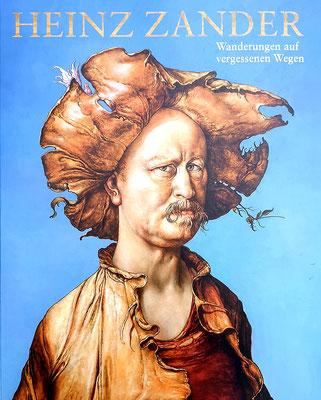 """Heinz Zander - """"Wanderungen auf vergessenen Wegen"""", 2016, 214 Seiten, 28x22cm, mit zahlreichen Abb. und Texten von Heinz Zander und Gerd Lindner  - 29 EUR"""