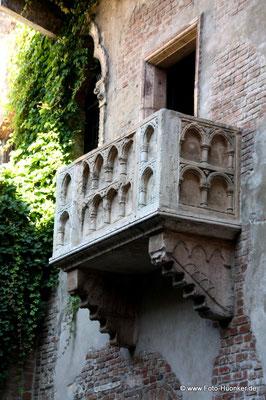 "Verona, ""Balkon der Julia"""