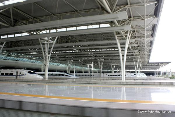 Bahnhof von Shanghai