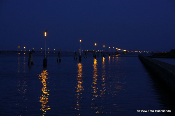 Lagune von Venedig