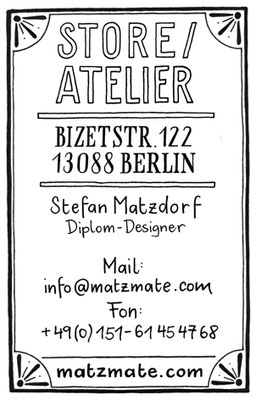Business card 85x55mm (Back)