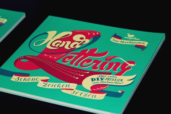 """Book Release Party """"Handlettering - Schöne Zeichen setzen"""" by Julia Kerschbaumer, published by Magellan Verlag, Photo: (c) Maren Jeleff"""