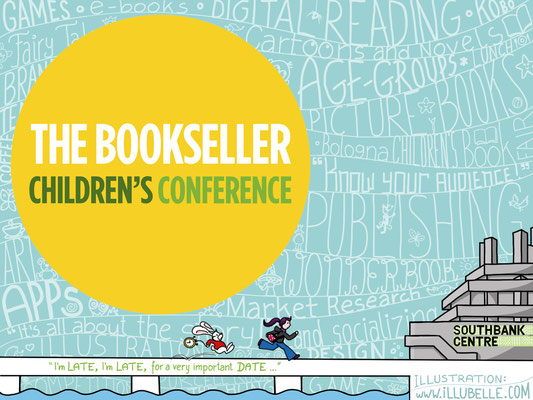 Illubelle - The Bookseller Children's Conference