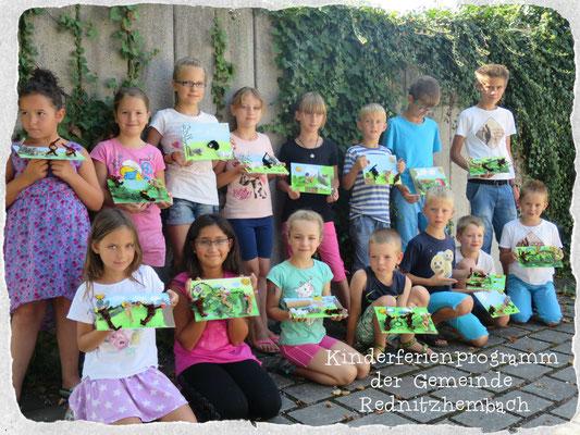 Kinderferienprogramm Rednitzhembach 2015