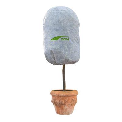 Housse hivernale respirante et perméable - H 120 cm x Ø 75 cm