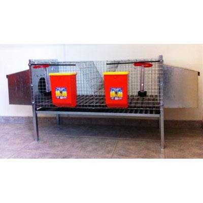 Disponible avec nids (1000 x 520 x 650 H)