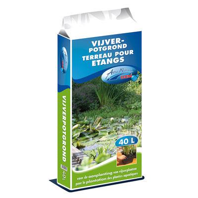 Idéal pour la plantation de plantes aquatiques, nénuphars et plantes palustres - 20 l- 40 l