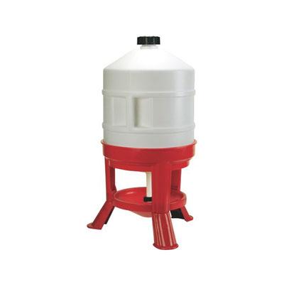 Abreuvoir PVC pour 30 litres à niveau constant - 72 x dia 48