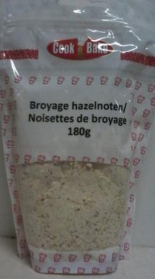 Noisettes broyées - 180 g