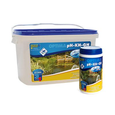 Optima pH-KH-GH - 0.3 kg - 1 kg - 5 kg
