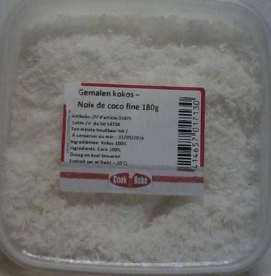 Noix de coco fine - 180 g