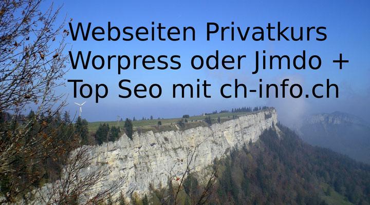 Seo mit www.ch-info.ch - KMU Netzerk Schweiz