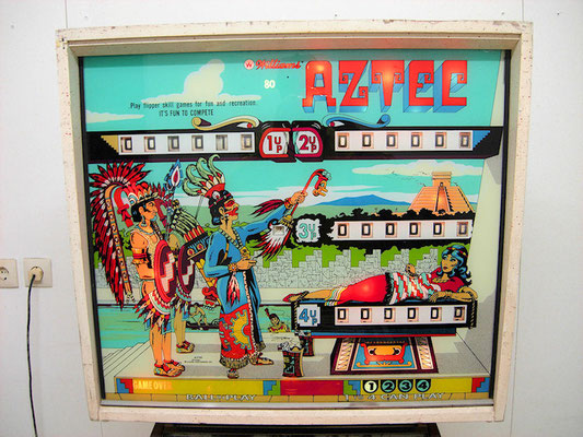 """Oberteil """"Aztec"""""""