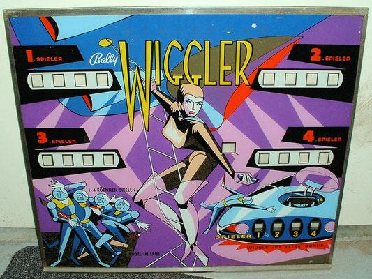 """""""Wiggler"""" von Bally"""
