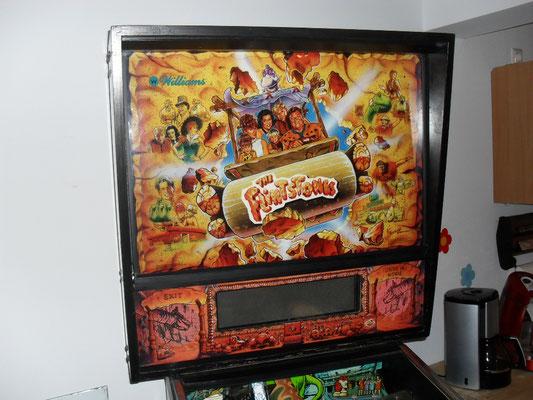 "Kopfteil ""Flintstones"""