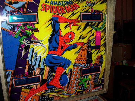 """""""Spiderman"""" von Gottlieb"""