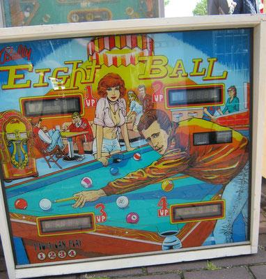 """Kopfteil """"Eight Ball"""""""