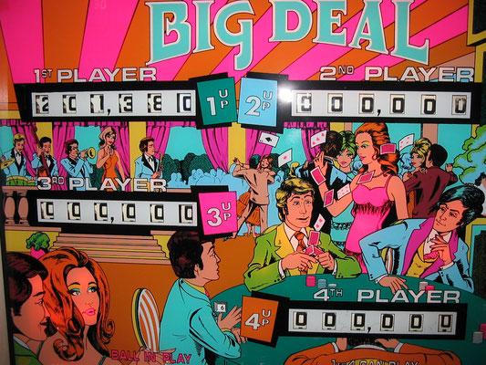 """Kopfscheibe """"Big Deal"""""""