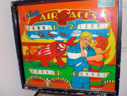 """Kopfscheibe """"Air Aces"""""""
