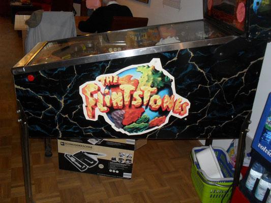 """Seitenteil """"Flintstones"""""""