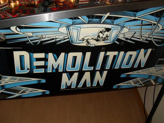 """Spielfeld """" Demolition Man"""""""