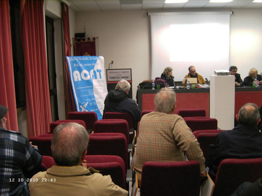 tavola rotonda ALCOL-LAVORO Seravezza 10-12-2010 7