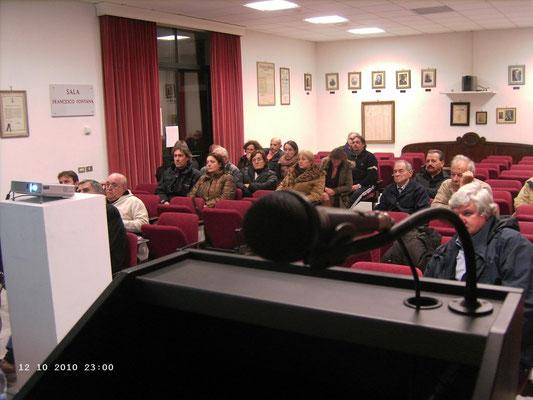 tavola rotonda ALCOL-LAVORO Seravezza 10-12-2010 10