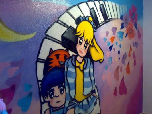 alcorcon graffitero