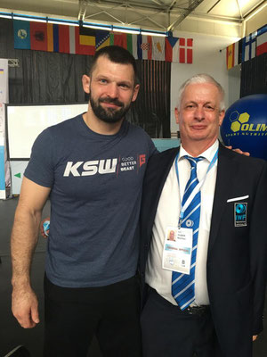 Huber Manfred & Olympiasieger Kolecki Szymon