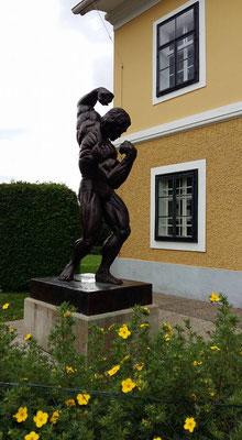Besuch im Arnold-Schwarzenegger Museum