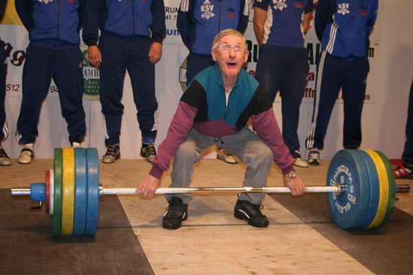 Kern Franz bei einer Klubmeisterschaft des KSV-Rum
