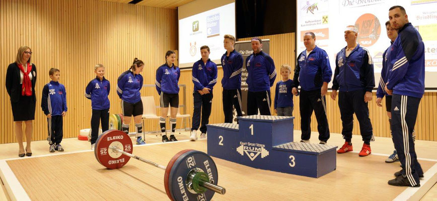 Vorstellung Athletinnen & Athleten Klubmeisterschaft 2019