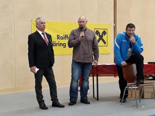 Huber Manfred - Marksteiner Markus - Mathes Roland