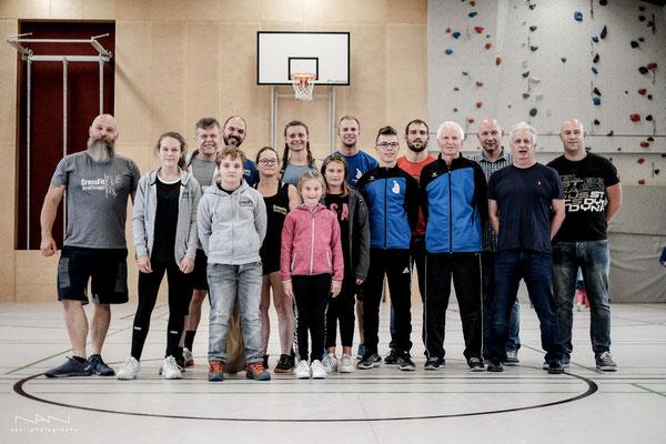 alle Teilnehmerinnen und Teilnehmer Tiroler Mehrkampfmeisterschaft 2019