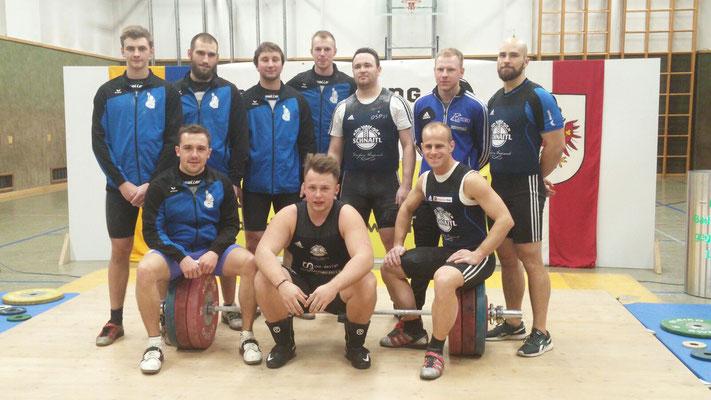Mannschaft KSC Bad Häring/Kufstein & WSV ATSV Ranshofen