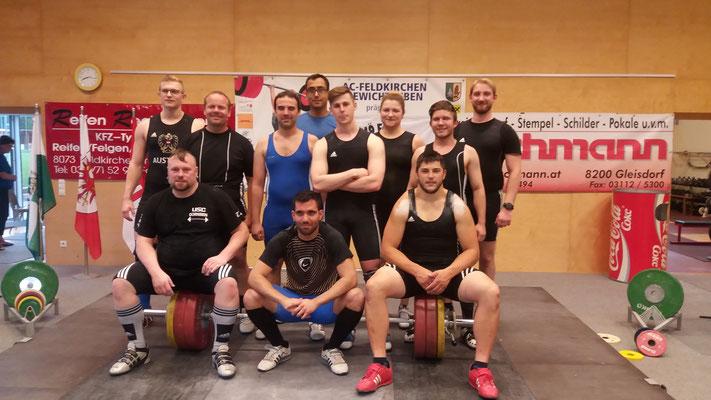 WKG AK Innsbruck/USC Dornbirn & WKG AC ASKÖ Feldkirchen/SAV Graz
