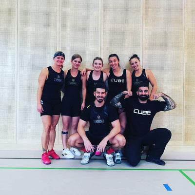 Mannschaft SV Heavy Load Fritzens