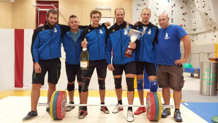 KSC Bad Häring/Kufstein (Tiroler Landesliga Platz 1)