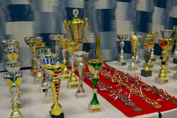 Pokale & Preise ASKÖ-Bundesmeisterschaft