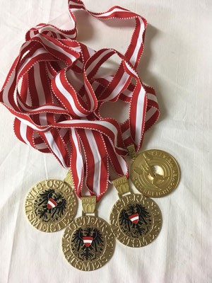 Medaillensammlung Steiner Victoria (KSV-Rum)